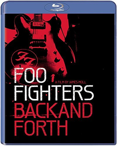 Foo Fighters Back & Forth Blu Ray