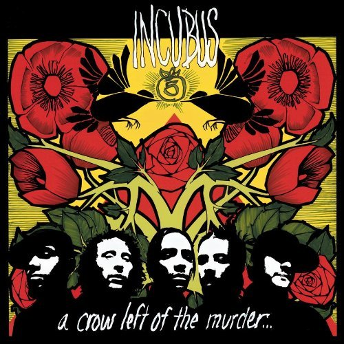 Incubus Crow Left Of The Murder