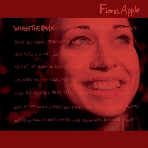 Fiona Apple When The Pawn