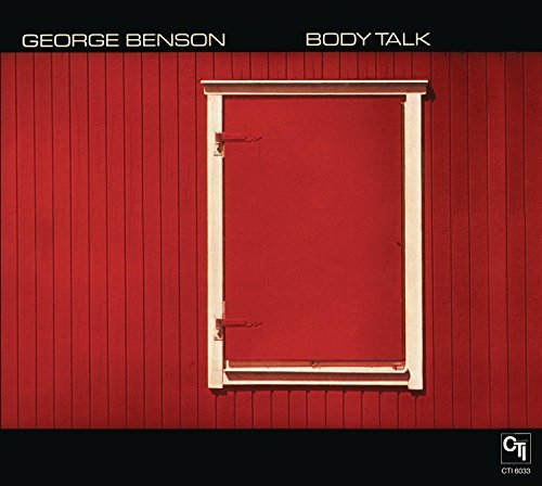 George Benson Body Talk (cti Records 40th An Softpak