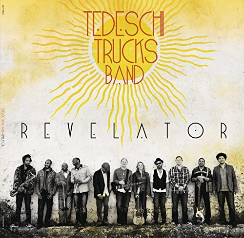 Tedeschi Trucks Band Revelator Gatefold 2 Lp