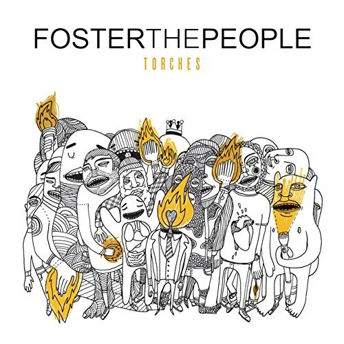 Foster The People Torches 180gm Vinyl Incl. Download Insert