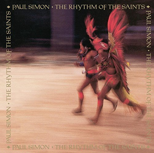 Paul Simon Rhythm Of The Saints