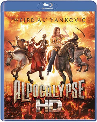 'weird Al' Yankovic Alpocalypse Hd Blu Ray