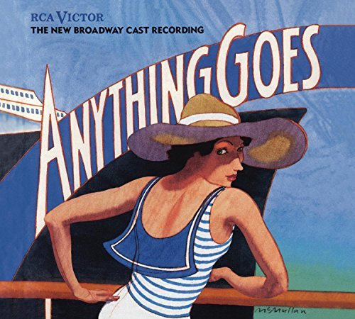 Anything Goes Broadway Cast Softpak