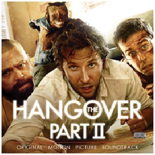 Hangover Part Ii Soundtrack Import Eu