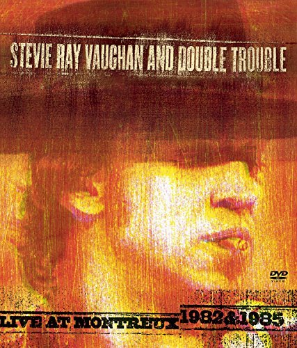 Vaughan Stevie Ray & Double Tr Stevie Ray Vaughan Live At Mon Stevie Ray Vaughan Live At Mon