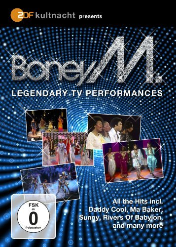 Boney M. Legendary Tv Performances Import Gbr