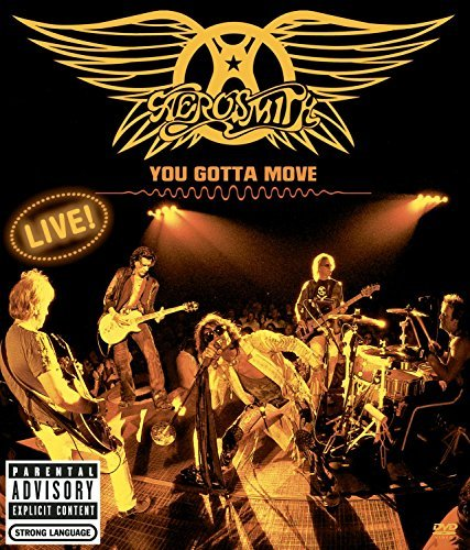 Aerosmith Aerosmith You Gotta Move Aerosmith You Gotta Move