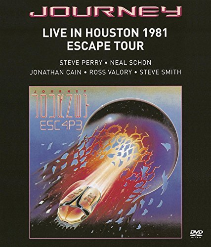 Journey Journey Live In Houston 1981 2 DVD