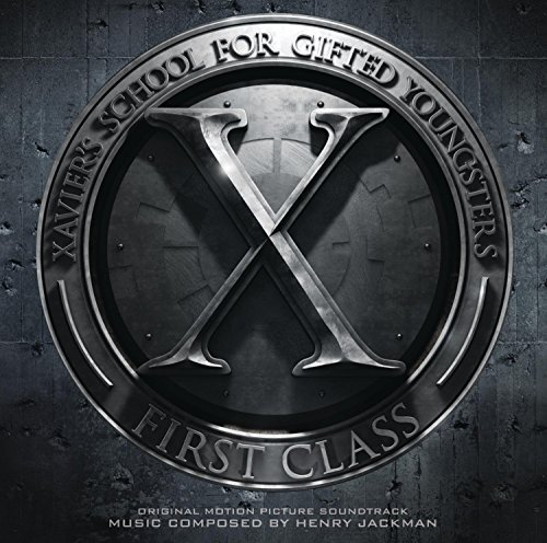Various Artists X Men First Class X Men First Class