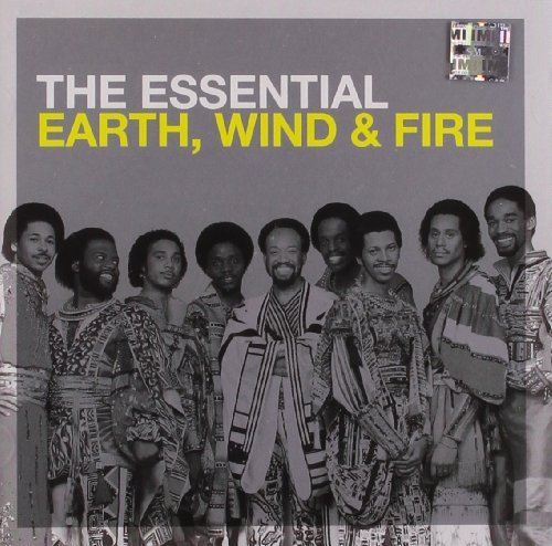 Earth Wind & Fire Essential Earth Wind & Fire Import Eu 2 CD