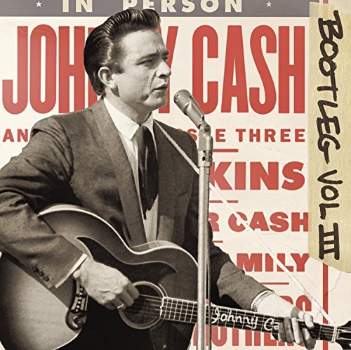 Johnny Cash Vol. 3 Bootleg Live Around The World