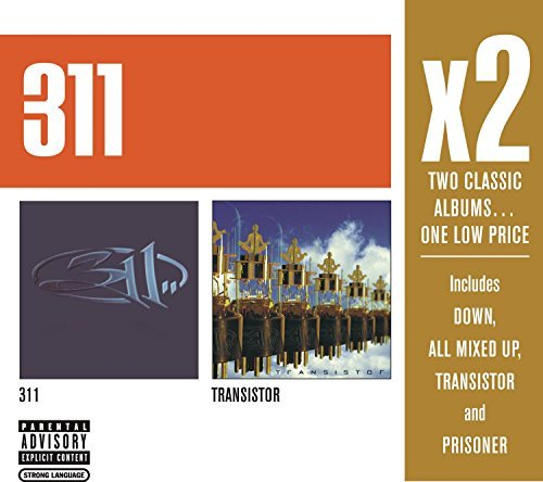 311 X2 (311 Transistor) Explicit Version 2 CD