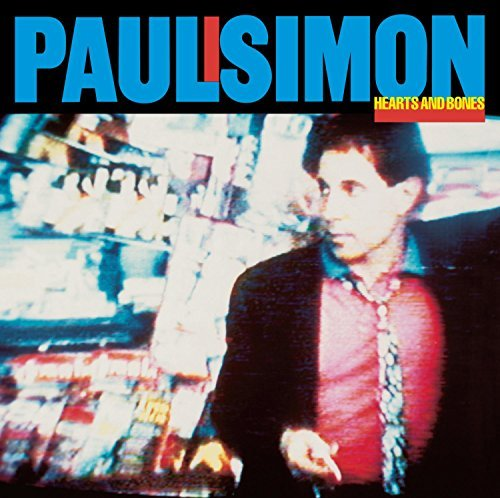 Paul Simon Hearts & Bones