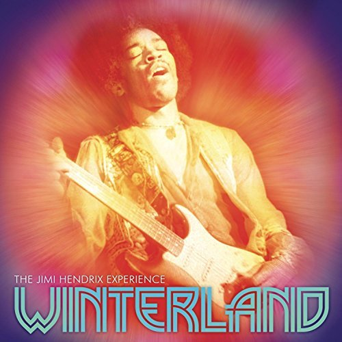 Jimi Hendrix Winterland 180gm Vinyl Box Set 8 Lp