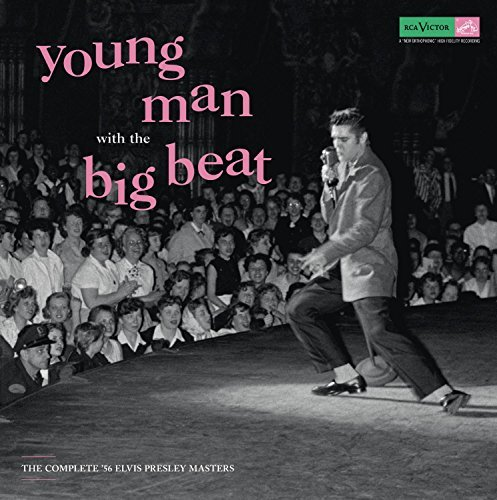 Elvis Presley Young Man With The Big Beat 5 CD