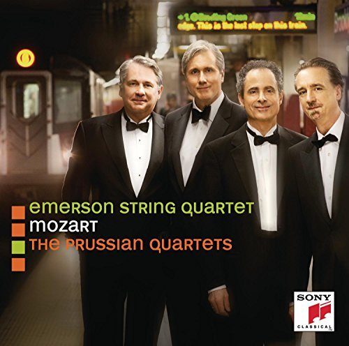 Emerson String Quartet Prussian Quartets