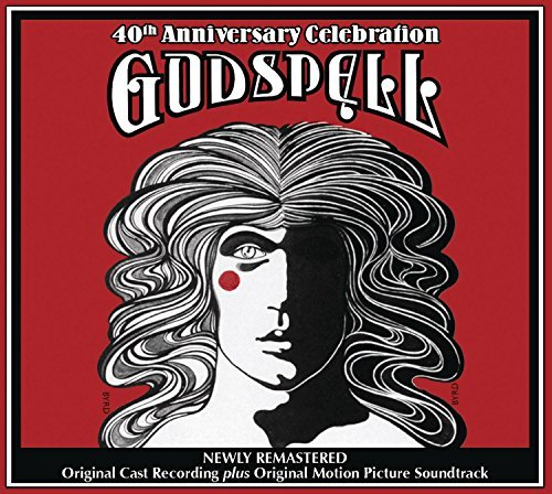 Cast Recording Godspell 40th Anniversary Cel 40th Annv. Celebration 2 CD