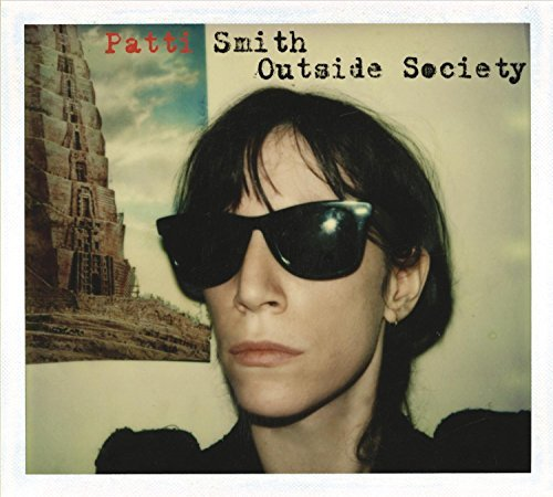 Patti Smith Outside Society Digipak