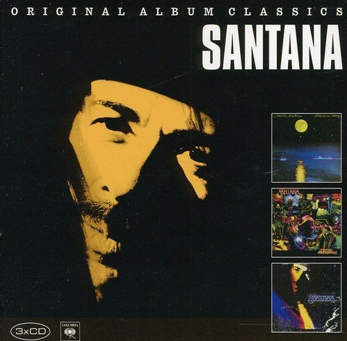 Santana Original Album Classics Import Gbr 3 CD
