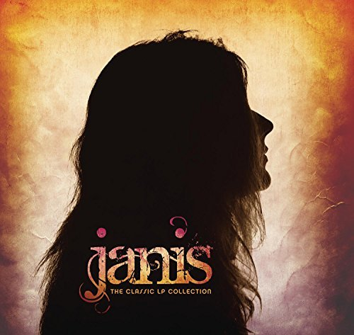 Janis Joplin Classic Lp Collection (box Set 180gm Vinyl 4 Lp
