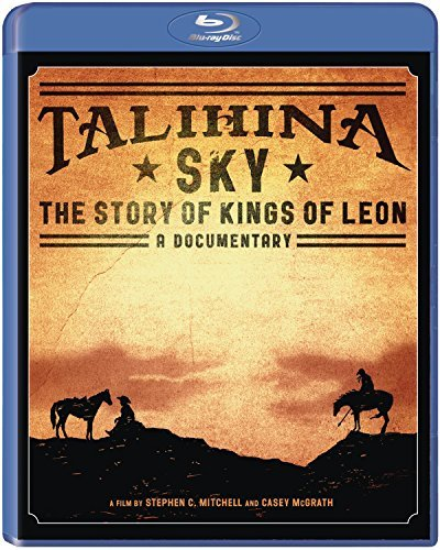 Kings Of Leon Talihina Sky The Story Of Kin Blu Ray