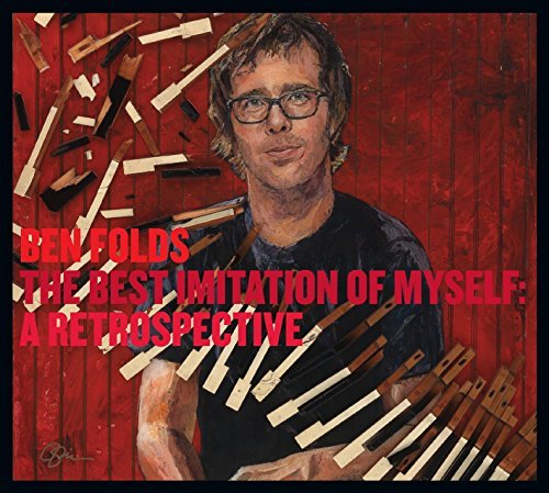 Ben Folds Retrospective Best Imitation 2 Lp
