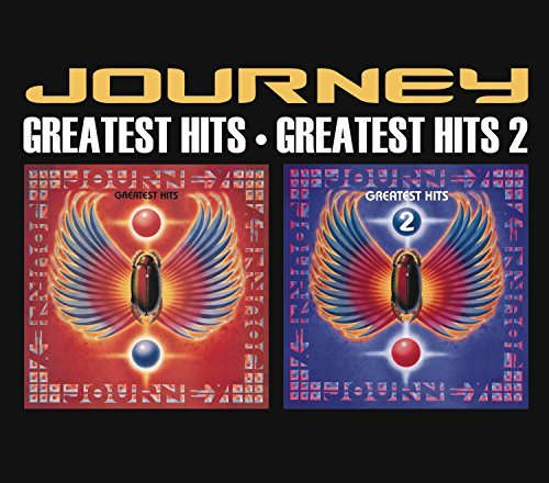 Journey Greatest Hits 1 & 2