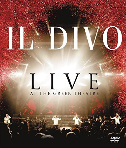 Il Divo Live At The Greek