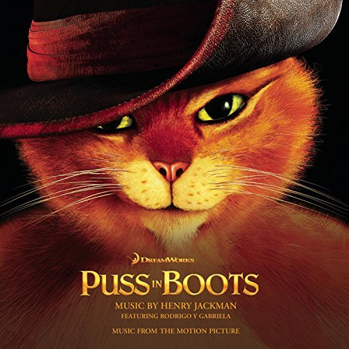 Puss In Boots Soundtrack Jackman Henry