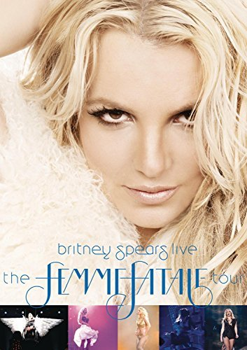 Britney Spears Britney Spears Live The Femme