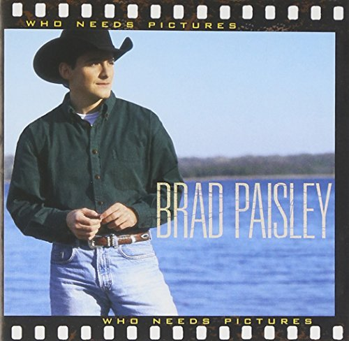 Brad Paisley Who Needs Pictures Hdcd