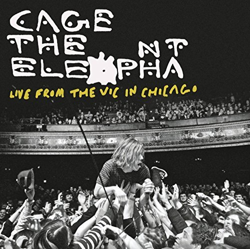 Cage The Elephant Live From The Vic In Chicago Incl. CD