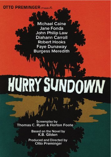 Hurry Sundown (1967) Caine Fonda Dunaway Ws Nr