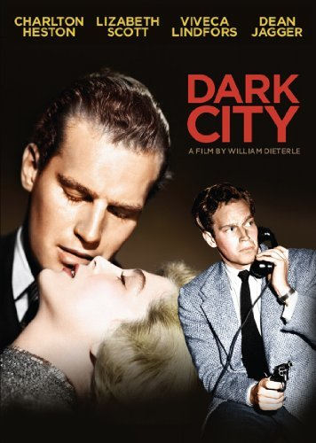 Dark City (1950) Heston Scott Lindfors Nr