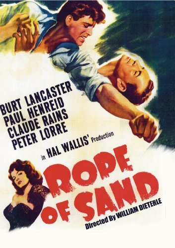Rope Of Sands (1949) Lancaster Henreid Rains Bw Nr