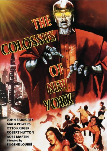Colossus Of New York (1958) Baragrey Powers Kruger Bw Nr
