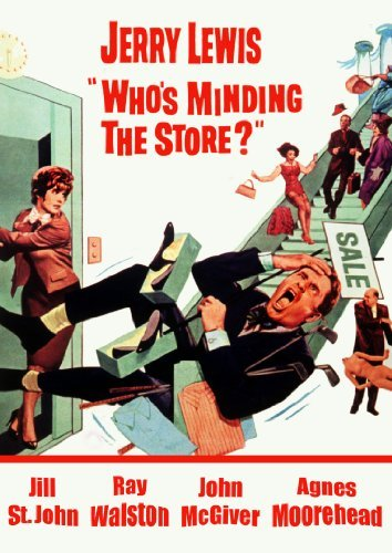 Who's Minding The Store? (1963 Lewis St. John Walston Ws Nr