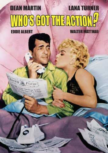 Who's Got The Action? (1962) Martin Turner Matthau Ws Nr