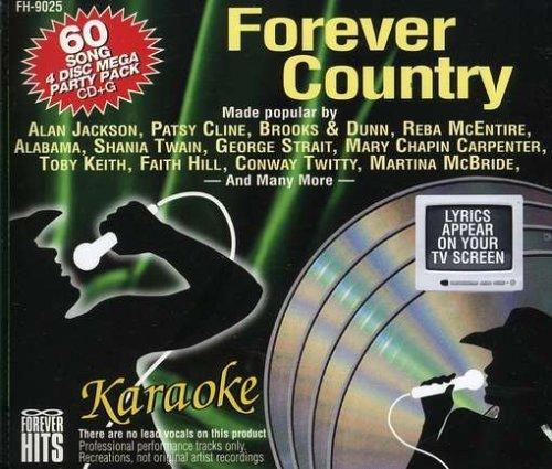 Forever Country Forever Country 4 CD Set