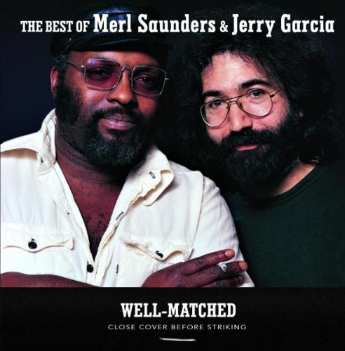 Saunders Garcia Well Matched Best Of Merl Sau Digipak