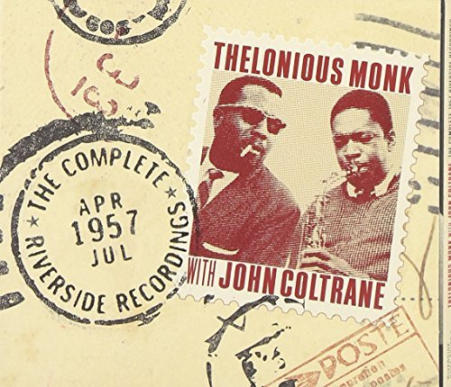 Thelonious Monk Complete 1957 Riverside Record Feat. John Coltrane 2 CD