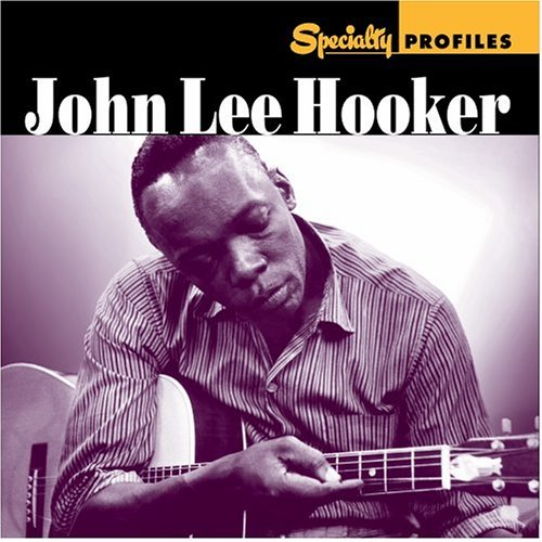 John Lee Hooker Specialty Profiles 2 CD