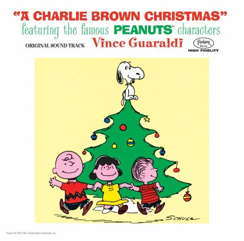 Guaraldi Vince Charlie Brown Christmas Remastered