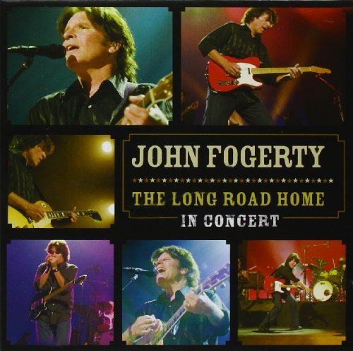 John Fogerty Long Road Home 2 CD Set