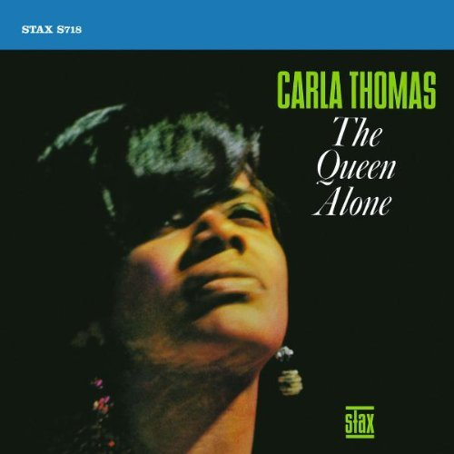 Carla Thomas Queen Alone CD R Expanded Ed.