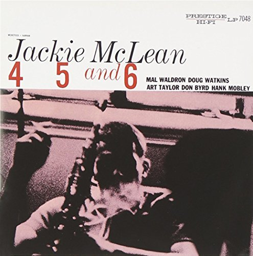 Jackie Mclean 4 5 & 6 Remastered