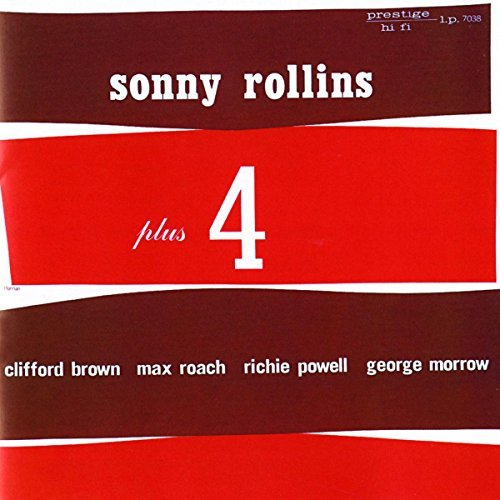 Sonny Rollins Plus Four Remastered