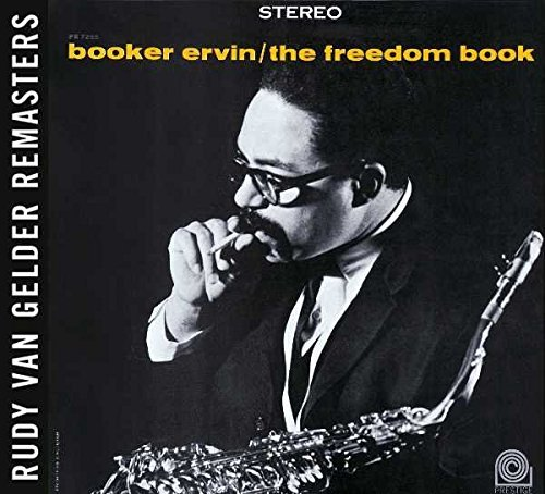 Booker Ervin Freedom Book Remastered